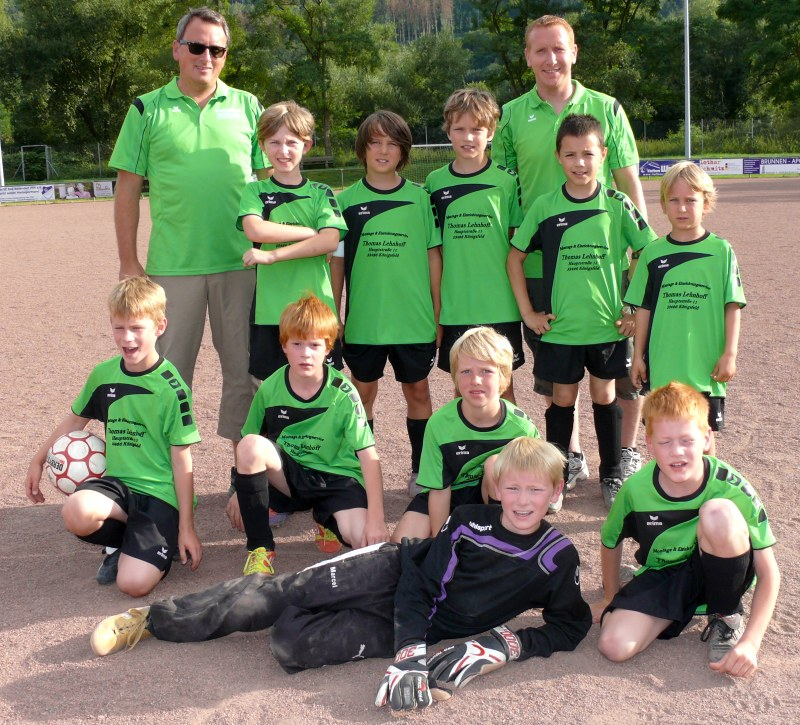 E-Jugend 2012/13