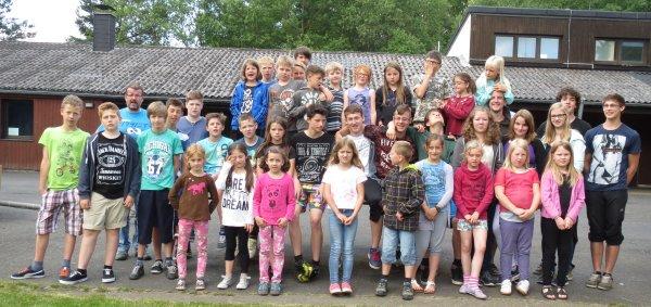 DJK-Jugend-Ausflug 2016 nach Kelberg